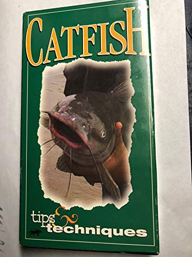 Lowest Prices! Catfish Tips & Techniques VHS Rare 1998 Fishing Video Stoney Wolf Productions