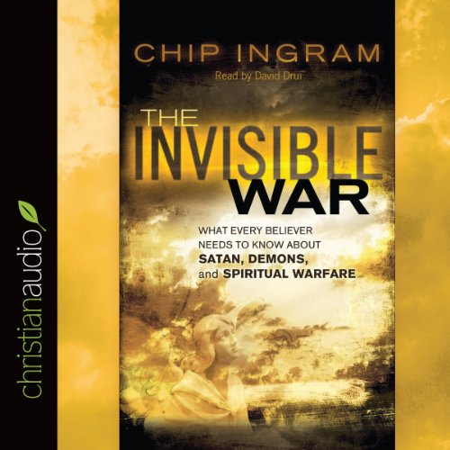 The Invisible War audiobook cover art