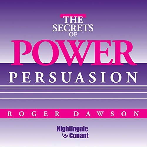 The Secrets of Power Persuasion cover art
