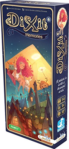 Asmodee Libellud - Dixit