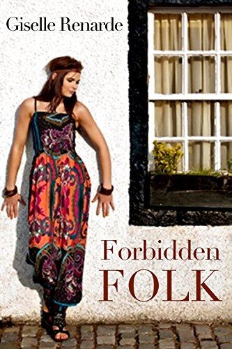 Book: Forbidden Folk - A Polyamorous Romance Novelette by Giselle Renarde