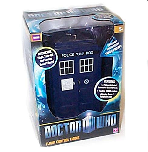 Underground Toys Doctor Who Flight Control Tardis Vehicle