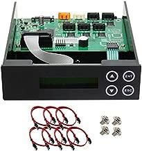 1-2-3-4-5 Blu-ray CD/ DVD/ BD SATA Duplicator Copier CONTROLLER + Cables Screws & Manual Optical Drive