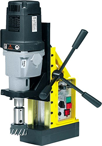Lowest Price! G&J Hall Tools PBC700CombiCS Powerbor Electromagnetic Drill Press with Coolant System,...