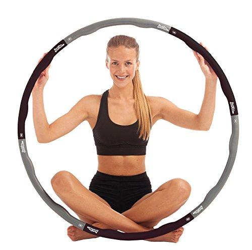 just be...…® Fitness Hoop - 2.1kg - Black