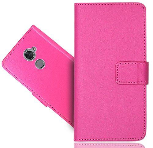 FoneExpert® Vodafone Smart N8 Handy Tasche, Wallet Hülle Cover Premium Hüllen Etui Hülle Ledertasche Lederhülle Schutzhülle Für Vodafone Smart N8