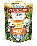 Birch Benders Paleo Pancake & Waffle Mix, Made With Cassava, Coconut & Almond Flour, Just Add Water, 28 Oz