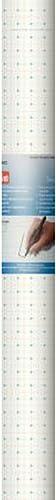 Prym Rouleau de Papier quadrillé pour couturier, Multicolore, 1m de Large, 10m
