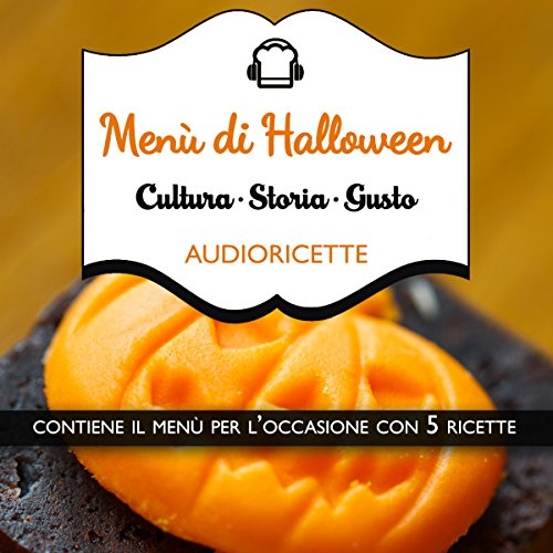 Menù di Halloween audiobook cover art