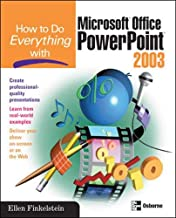 How to Do Everything with Microsoft Office PowerPoint 2003 (How to Do Everything)
