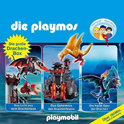 Die große Drachen-Box. Das Original Playmobil Hörspiel Titelbild