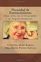 Necesidad de Entretenimiento: Notas sobre las 14 Necesidades de Virginia Henderson: Volume 13