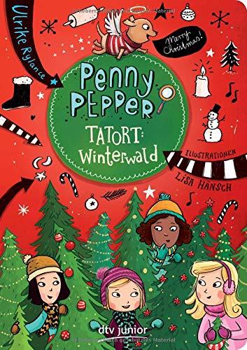 Penny Pepper 4 - Tatort Winterwald