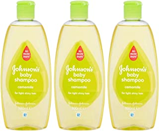 shampoo johnson de manzanilla