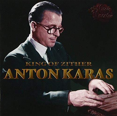 ミュージック・マエストロ・シリーズ 永遠のチター奏者、アントン・カラス~第三の男