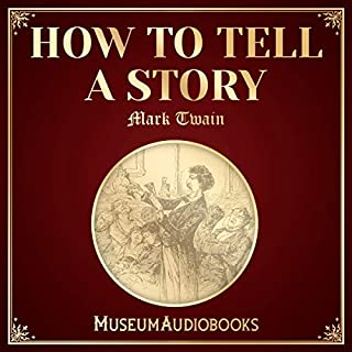 How to Tell a Story audiobook cover art