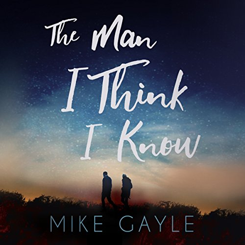 The Man I Think I Know audiobook cover art