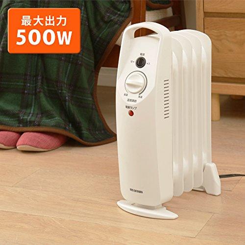 IRISOHYAMA(アイリスオーヤマ)『ミニオイルヒーター(POH-505K)』