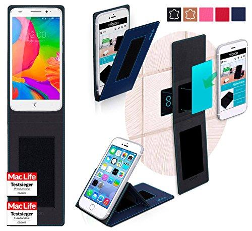 Hülle für UMi eMax mini Tasche Cover Hülle Bumper | Blau | Testsieger