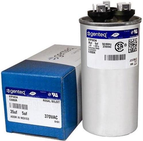 PACK 161-193 MFD uF HVAC Electric Motor Start AC Capacitor 330 VAC VOLT 2