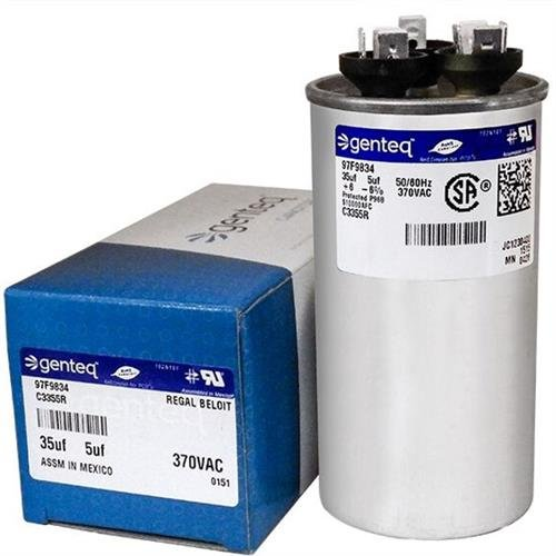 Capacitor for AC: Amazon.com on