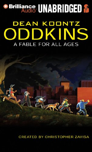 Oddkins: A Fable for All Ages; Library Edition