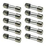 10 x Feinsicherung / Glassicherungen / KFZ Sicherung / 15A / 5x20mm / Flink