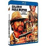 Salario Para Matar BDr 1968 Il mercenario [Blu-ray]