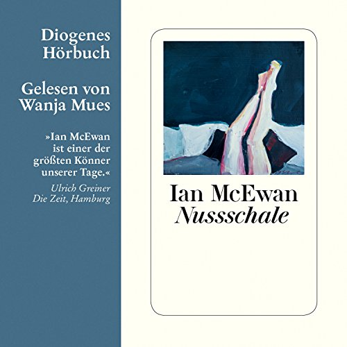 Nussschale audiobook cover art