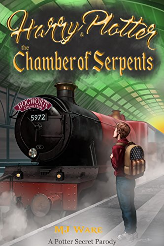 Harry Plotter and The Chamber of Serpents, A Potter Secret Parody ...