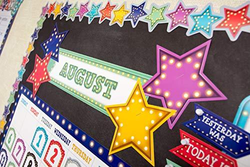Teacher Created Resources Marquee Calendar Bulletin Board Photo #5