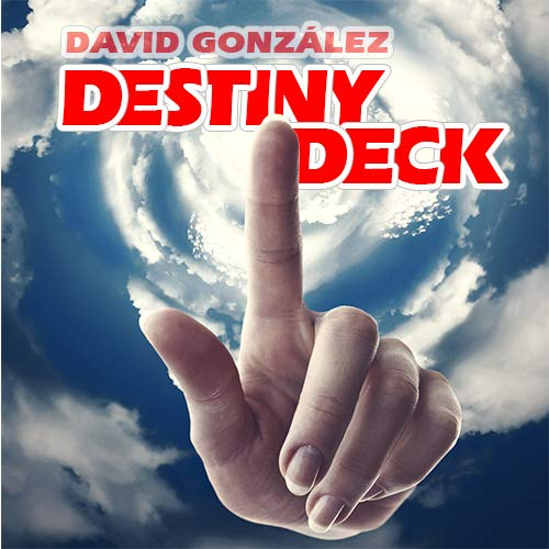 SOLOMAGIA Destiny Deck (Red) by David Gonzalez & Card Shark