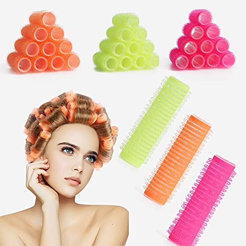 Small Size Hair Roller-Self Grip Hair Curler Mini Sized Hairdressing...