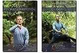 Bundle: Qi Gong Mindfulness with Lee Holden 2-DVD (YMAA) 2018 qigong DVD bundle