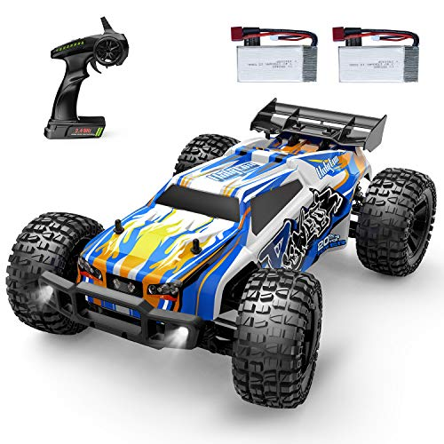 Holyton Remote Control Car 1:10 Scale RC Cars 48...