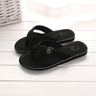 UerBone - Men Sports Beach Bathing Shoes Mens Summer Flip-Flops Slippers Beach Sandals Indoor&Outdoor Shoes