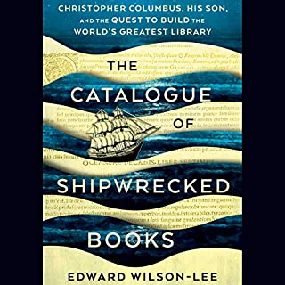 The Catalogue of Shipwrecked Books cover art