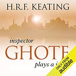 Inspector Ghote Plays a Joker                   By:                                                                                                                                 H. R. F. Keating                               Narrated by:                                                                                                                                 Sam Dastor                      Length: 6 hrs and 40 mins     14 ratings     Overall 4.7