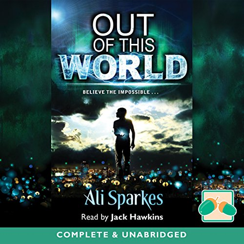 Out of this World audiobook cover art