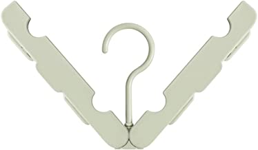 Qjbh1 A Hanger That is Convenient for People to use, Saving Space (Color : Green)