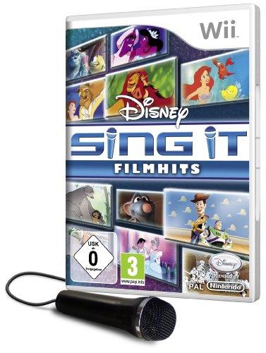 Disney Sing it: Filmhits - Bundle inkl. Mikrofon