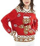 Ugly Christmas Sweater Herr Lebkuchen