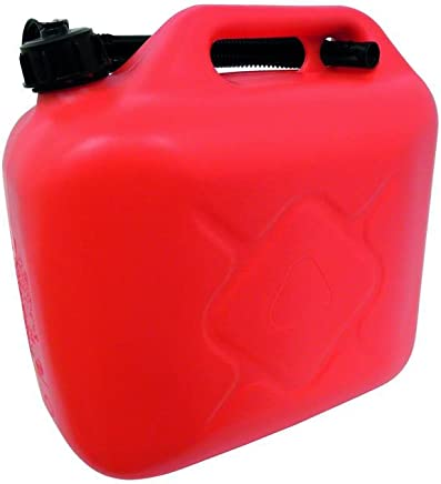 Carpoint 0110060 Fuel Can 375 Red