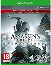 Assassin's Creed Iii Remastered & Liberation Remastered Xbox1 [
