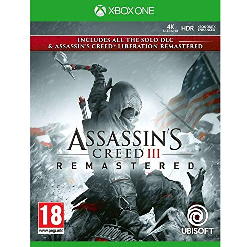 Assassin'S Creed Iii Remastered & Liberation Remastered Xbox1- Xbox One