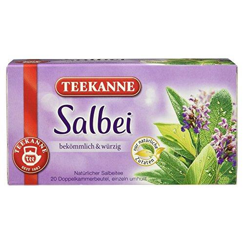 Teekanne Salbei 30g 20 Beutel