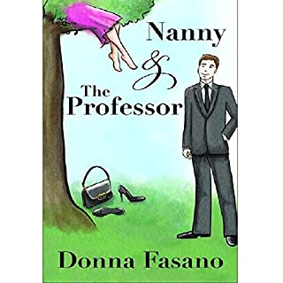 Nanny and the Professor audiobook cover art