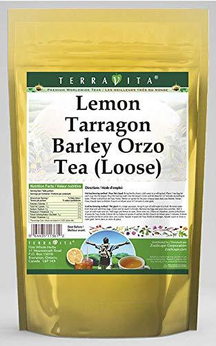 Lemon Tarragon Barley Orzo Tea Loose 4 3 566044 Animer and price revision Purchase P - ZIN: oz