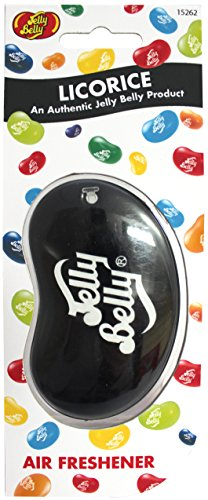 Jelly Belly 15262NB-CUS-FPS 3D luchtverfrisser, zoethout