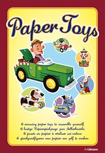Paper Toys by Francois Chetcuti (2013-04-01)